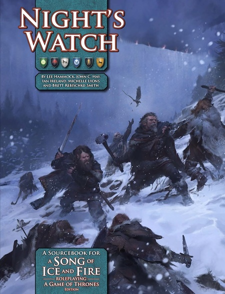 Night's Watch Cover