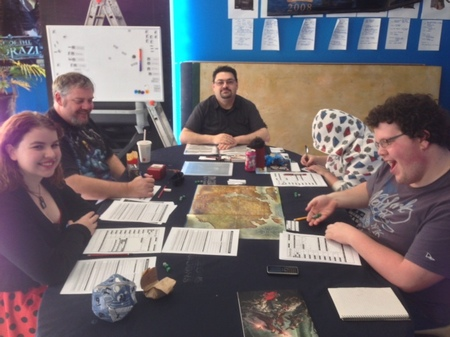 Dragon Age RPG: Arl's Ransom at PAX Australia