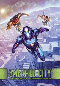 Emerald City Cover
