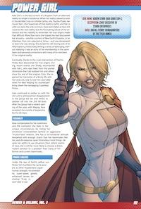 Heroes & Villains, Vol. 2 PDF Preview: Power Girl