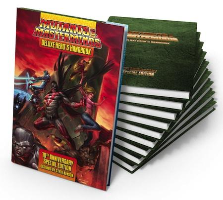 M&M Deluxe Hero's Handbook 10-Year Anniversary Edition