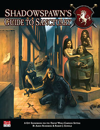 Thieves' World: Shadowspawn's Guide to Sanctuary (PDF)