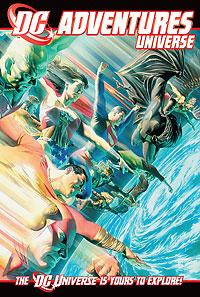 DC Adventures: Universe