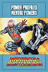 Mutants & Masterminds Power Profile: Mental Powers (PDF) - More Details