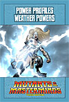 Mutants & Masterminds Power Profile: Weather Powers