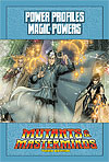 Mutants & Masterminds Power Profile: Magic Powers (PDF) - More Details