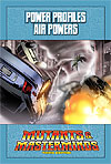Mutants & Masterminds Power Profile: Air Powers (PDF) - More Details