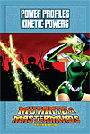 Mutants & Masterminds Power Profile: Kinetic Powers (PDF) - More Details