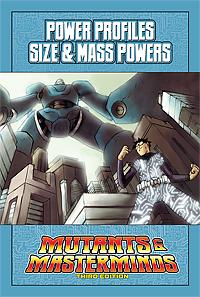 Mutants & Masterminds Power Profile: Size & Mass Powers