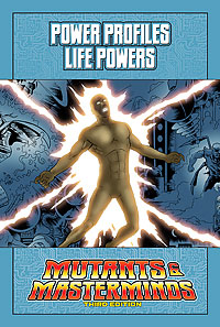 Mutants & Masterminds Power Profile: Cold Powers