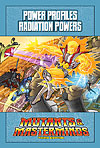 Mutants & Masterminds Power Profile: Radiation Powers (PDF) - More Details