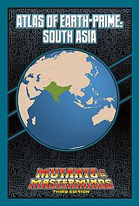 Atlas of Earth-Prime: South Asia (PDF)