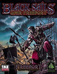 Black Sails Over Freeport: In Stock and On Sale!