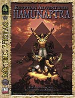 Egyptian Adventures: Hamunaptra