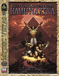 Free Adventure for Egyptian Adventures: Hamunaptra
