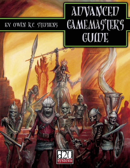 Advanced Gamemaster's Guide PDF Preview 1: Adjudicating Play
