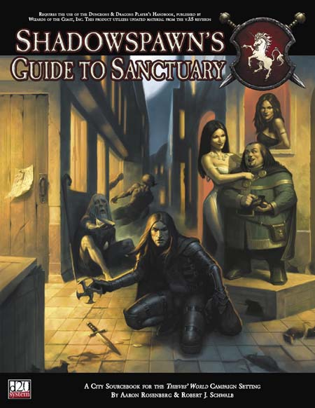 Shadowspawn's Guide to Sanctuary