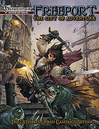 Pre-Order Freeport: The City of Adventure for the Pathfinder RPG