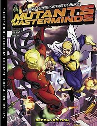Mutants & Masterminds Second Edition PDF