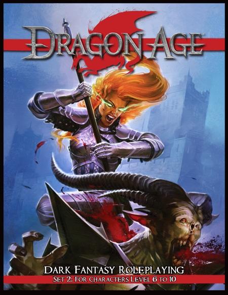 Dragon age rpg set 2 player 39 s dragon age rpg for Bureau 13 rpg pdf