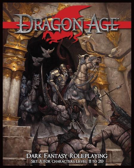 Dragon Age RPG, Zestaw 3