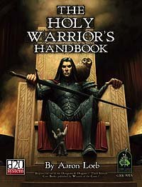 Holy Warrior's Handbook (PDF)