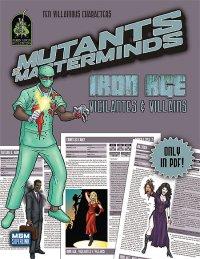 Iron Age: Vigilantes & Villains