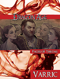 Faces of Thedas: Varric