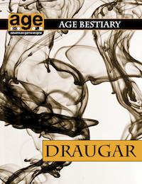 AGE Bestiary: Draugar (PDF)