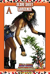 Wild Cards SCARE Sheet 9: Gardener