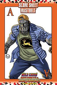 Wild Cards SCARE Sheet 10: Rustbelt
