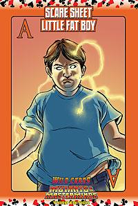 Wild Cards SCARE Sheet 18: Little Fat Boy / Ra