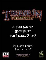 Terror in Freeport Revised