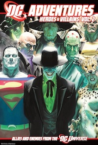 DC Adventures: Heroes & Villains, Vol. 2