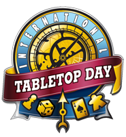 International Table Top Day logo