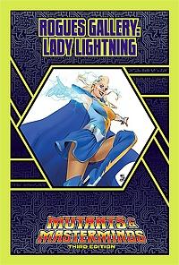 Lady Lightning