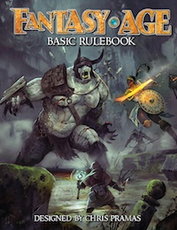 Free Fantasy AGE Basic Rulebook PDF