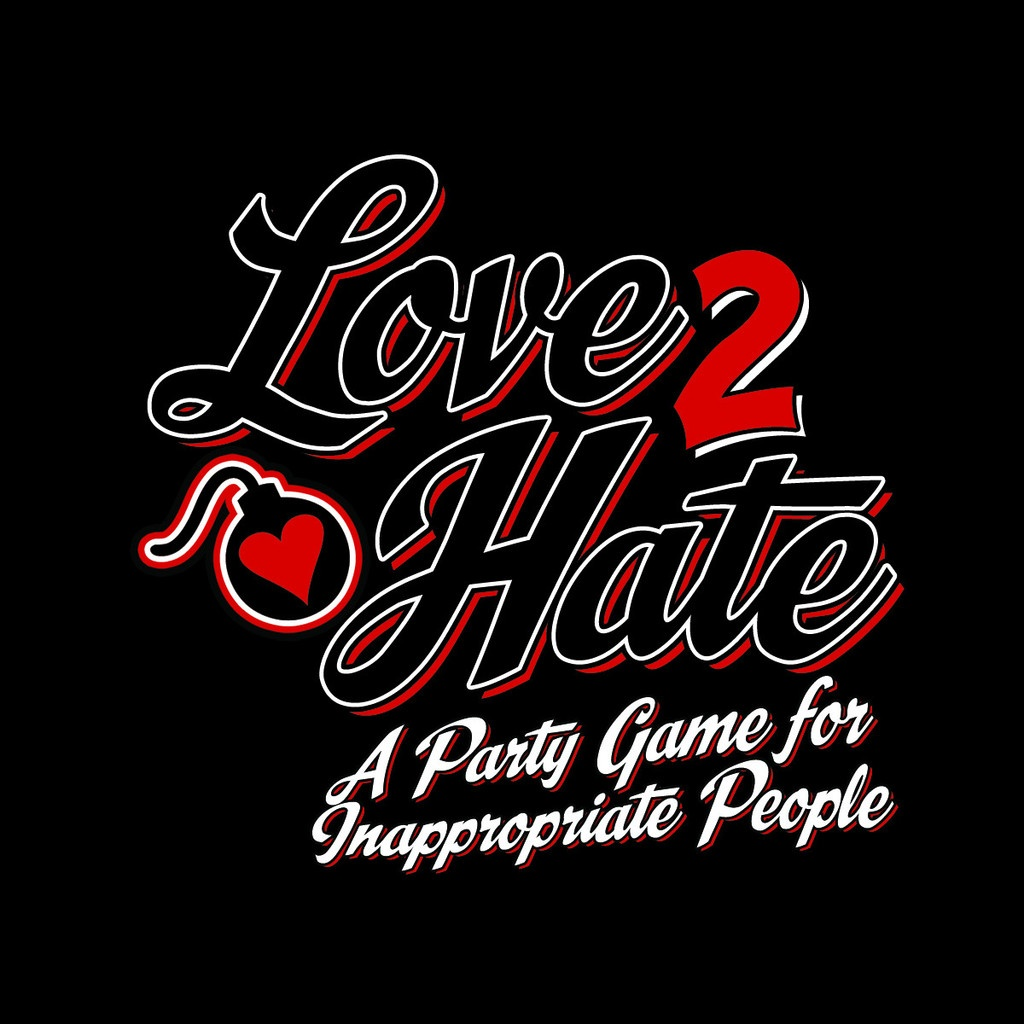 Love 2 Hate logo