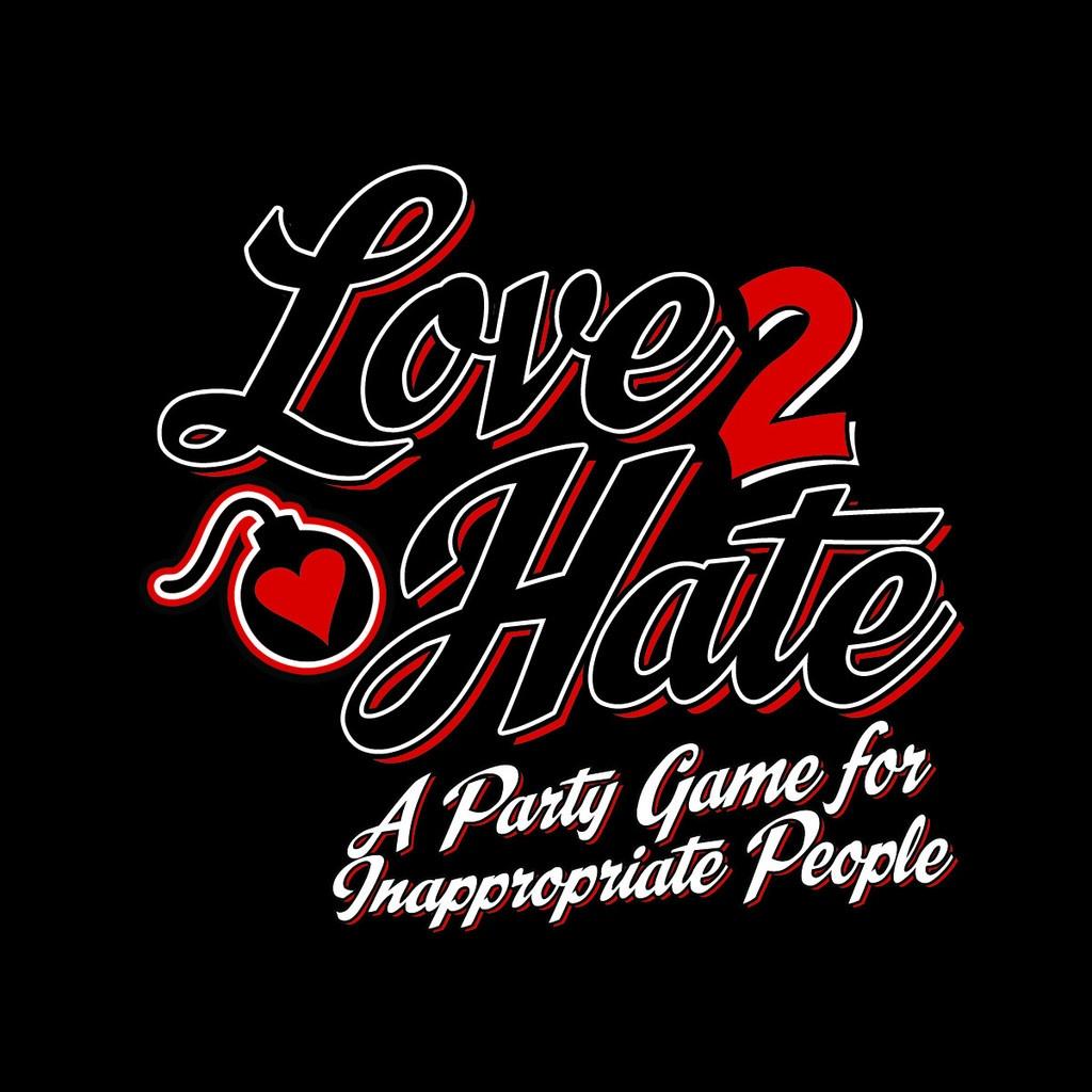 Love 2 Hate logo