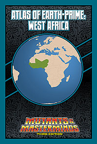 Atlas of Earth-Prime: West Africa
