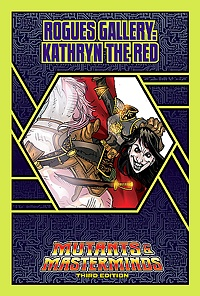 Rogues Gallery: Kathryn the Red (PDF)