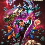 Cosmic Handbook (Not final cover)