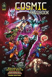 Cosmic Handbook (Pre-Order and PDF)