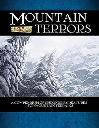 Mountain Terrors for the Chronicle System (PDF)