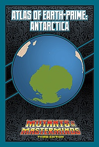 Atlas of Earth-Prime: Antarctica (PDF)