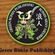 Green Ronin Gamer Badge