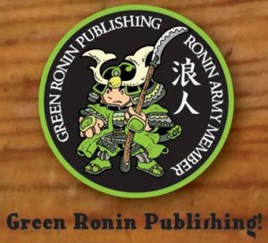 Ronin Army Gamer Badge