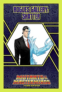 Rogues Gallery: Shatter (PDF)