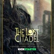 Please back The Lost Citadel on Kickstarter