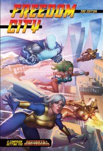 Freedom City Third Edition!